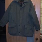 Куртка з пальтової тканини чоловіча