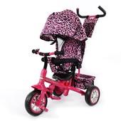 Велосипед трехколесный Zoo-Trike 0005 Crimson