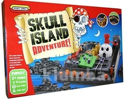 На 5+ настольная игра scull island adventure от spears games фото №1