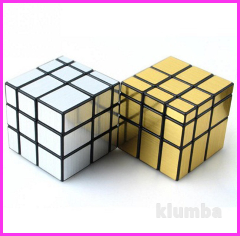 Кубик рубика зеркальный mirror фото №1