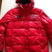 Пуховик куртка Camp David, р L