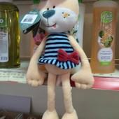 Песик жюли, пес жюль, собака жюлі тм левеня мягкие игрушки