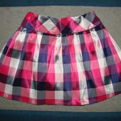 нарядная  юбка George 3-4 года (до 5 лет отлично) состояние отличное