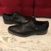 Andre,туфли из натуральной кожи,размер 42,стелька 28,5
