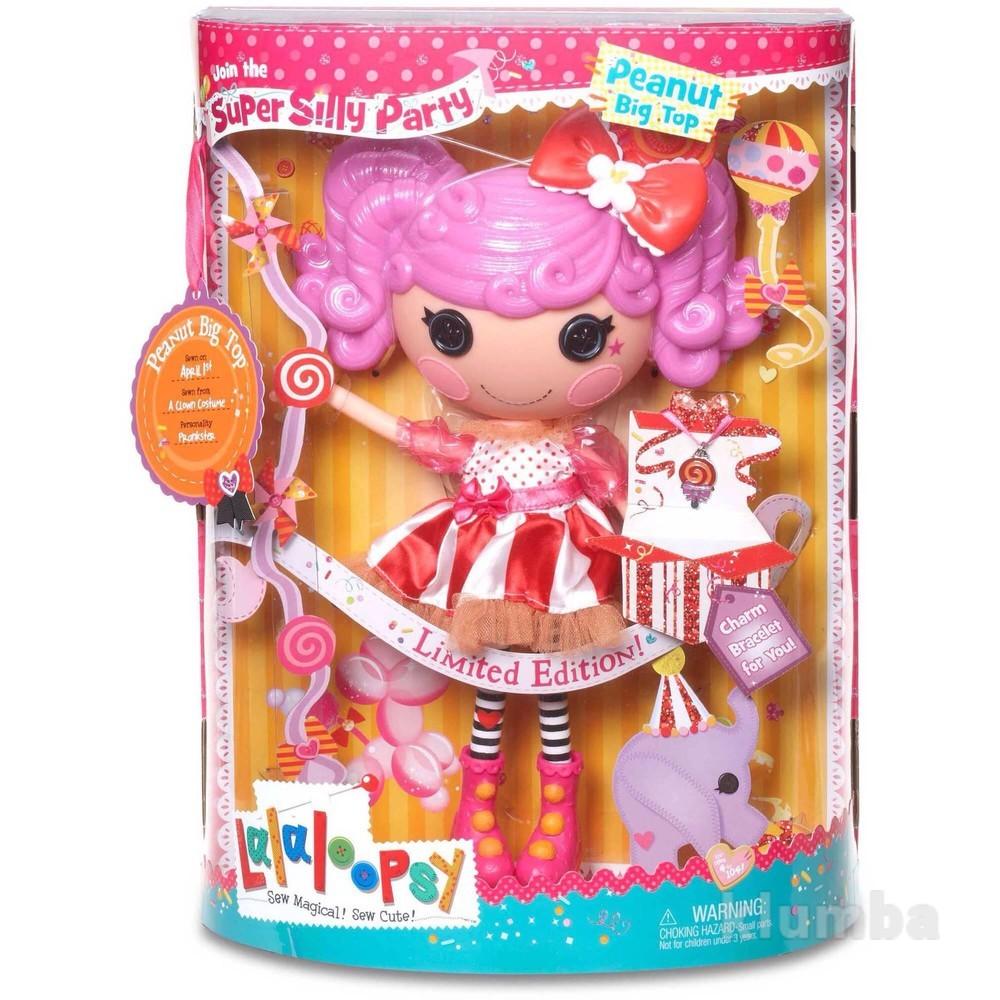 Кукла lalaloopsy серии lalabration смешинка фото №1