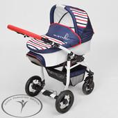 Обалденная коляска для малыша 3в1