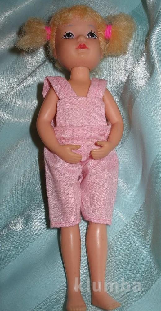 499 кукла - куколка  @greata 1983г. фото №1
