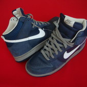 Кроссовки Nike High Dunk оригинал 43-44 размер