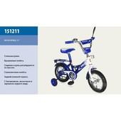 Велосипед 2-х колес 12 151211