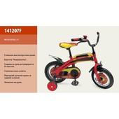 Велосипед 2-х колес 12'' 141207F