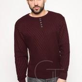 Мужской шерстяной свитер 48-54р