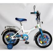 Велосипед 2-х колесный Русалочка Bt-Cb-0020  14 дюймов