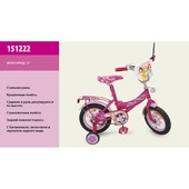 Детский велосипед 12 дюймов 151222