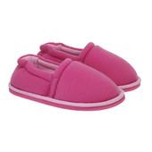 Распродажа - Мягкие тапочки розовые размеры 26,5 29 и 30,5 от Mothercare