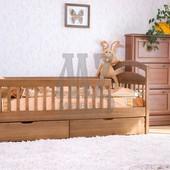 1 ярус кровать Карина-Мини(с перегородками) + детский матрас Фанта