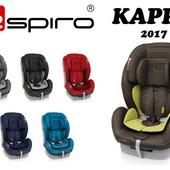 Новинка 2017 !!! Автокресло Kappa Espiro  от 9 до 36 кг