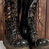 Ботинки сапоги высокие(осень/весна)