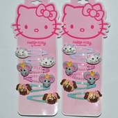 Заколки Hello Kitty Sanrio Япония