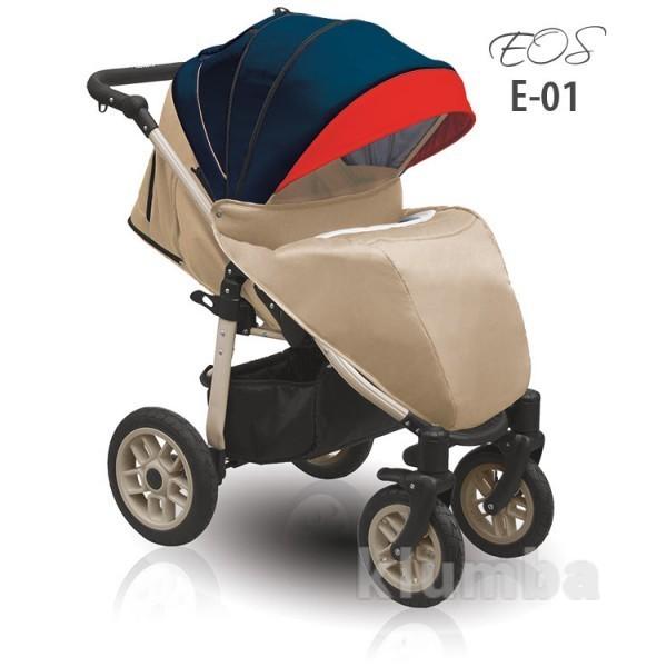 Прогулочная коляска camarelo eos фото №1