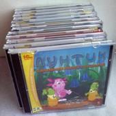 Игры с Лунтиком 12 дисков