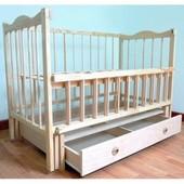 Детская кроватка деревянная б/у в идеале. Кузя Ангелина 301009 можно с матрасом.