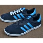 Кроссовки Adidas Gazelle мужские замшевые синие