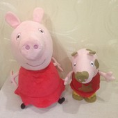Peppa Pig 30 50 см.