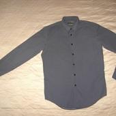 Красивая рубашка Zara разм.L сост.новой