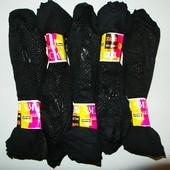 носки женские капрон с тормозками пучок 10 пар
