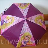 Акция!!! Детский зонт Рапунцель Дисней Франция
