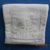 Конверт-одеяло велюровый