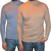 Мужские свитера с полу-стойкой, безумное качество.Все в наличии!