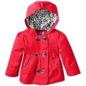 Стильная курточка тренчкот Pink Platinum на 1 - 1,5 года