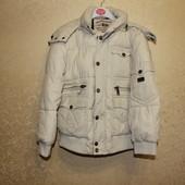зимняя куртка пуховик  8 лет