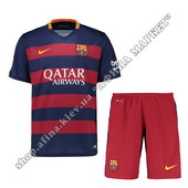 Футбольная форма Барселона 2015-2016 Nike домашняя (1582)