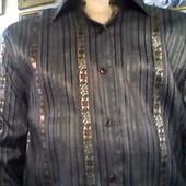Рубашка мужская. р-М, L