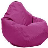 Кресло-груша 100х75 см из микророгожки Расцветки! Много фото