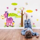 Интерьерные наклейки в детскую (3 вида) Один на выбор