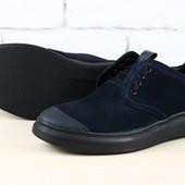 Спортивные туфли замшевые 2 цвета