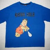 Фирменная футболка George р. XL хлопок.