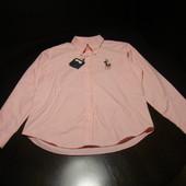 Рубашка polo by ralph lauren XXL
