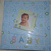 Детский магнитный комбинированный альбом в подарочной коробке 31,5х32,5 см