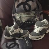 Рюкзак шанель Chanel