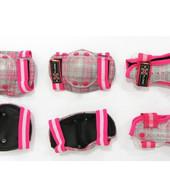 Защита Explore Cooper размер S Серо-розовый, 00000110055