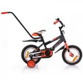 """Велосипед Azimut 12"""" Stitch A Py Оранжево-серо-черный, 00000092304"""