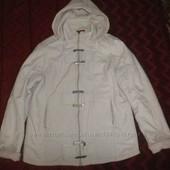 курточка белая