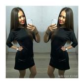Платье бантики Размер-  50 (2с