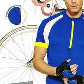 Вело футболка велоджерси Crivit Германия р XL