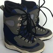 Классные швейцарские сноубордические ботинки Nidecker