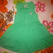 Платье Next  на 1-2 года(86 см)!!!